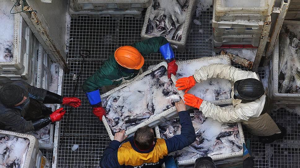 Рыба из Норвегии живой не доплывет