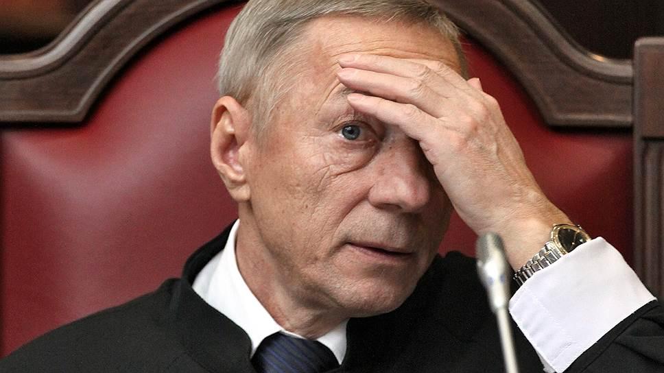 Cудья-докладчик Александр Бойцов объяснил  постановление КС необходимостью исключить злоупотребления со стороны правоохранительных органов