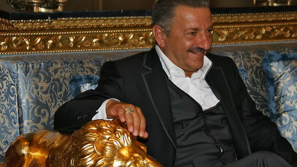 Тельман Исмаилов развел имущество