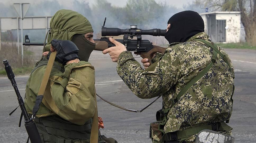 Ополченцы Донбасса готовы к новому противостоянию с украинской армией
