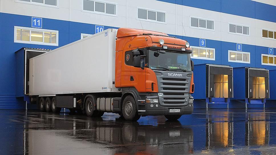 Как маршруты проезда по Москве определили грузовикам