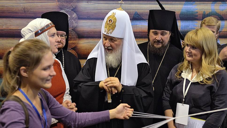Как РПЦ встала на путь омоложения