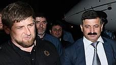 Полпред Рамзана Кадырова ушел от полиции