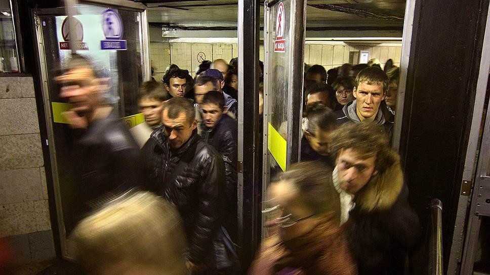 Какой  счет предъявили петербургской подземке