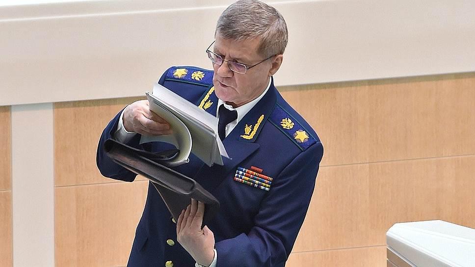 Сегодня от лица РФ Юрий Чайка подпишет договоры, благодаря которым преступникам из России будет сложно укрыться даже в ОАЭ