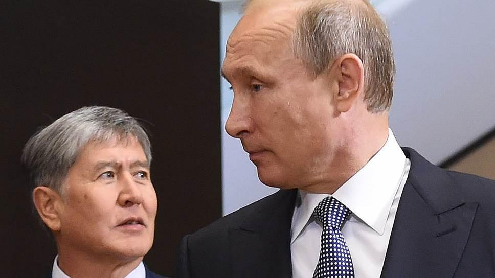 Как Россия поможет Киргизии пережить трудности интеграции