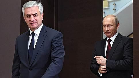 Апсны сбываются // Для Сухума Москве ничего не жалко
