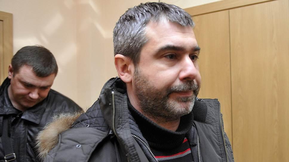 Помещенному под домашний арест гендиректору «Невы» Максиму Пирогову суд разрешил общаться только с родными и адвокатами