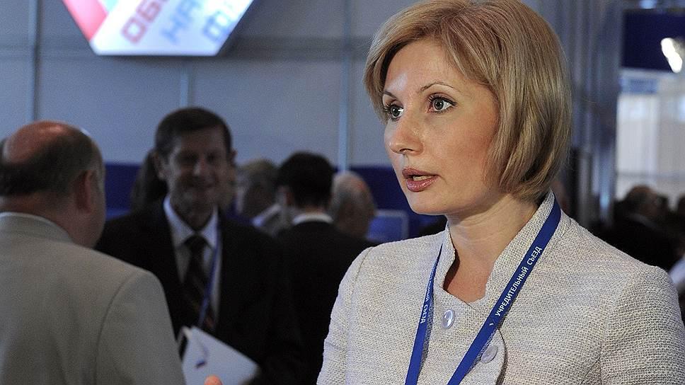 Думский комитет по труду (на фото его председатель Ольга Баталина) намерен уложить все профессии в жесткие рамки