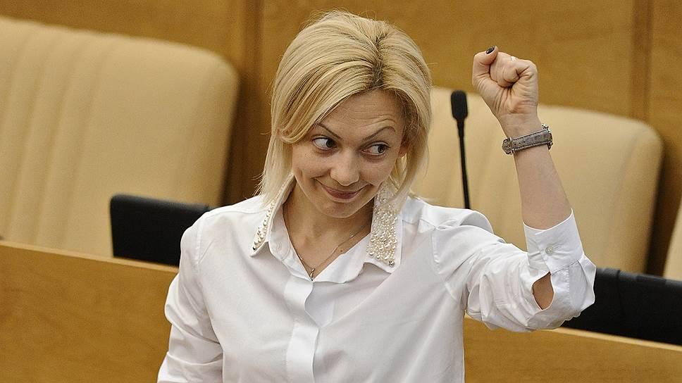 Депутат Госдумы, сопредседатель центрального штаба ОНФ Ольга Тимофеева