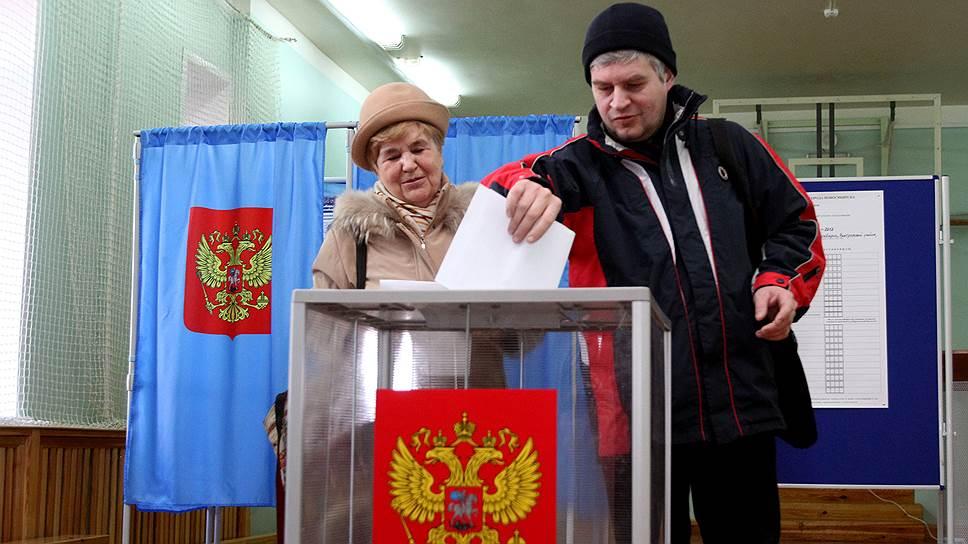 Как регионы отказываются от выборов