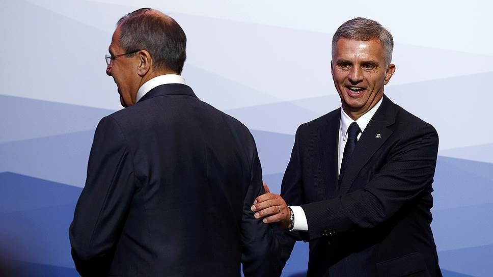 Почему заседание глав МИДов стран—членов ОБСЕ в Базеле началось с критики России