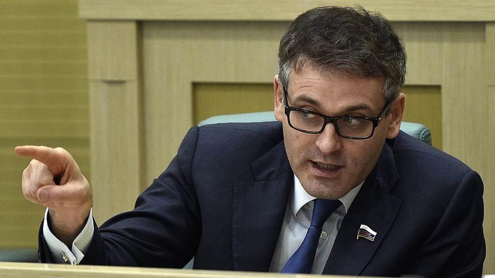 Как сенатор от Челябинской области попал в СКР