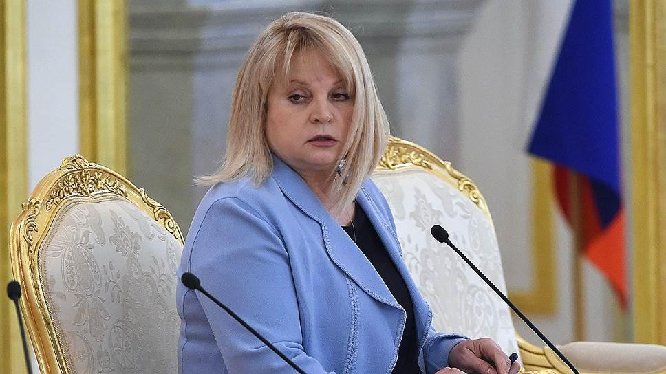 Представители НКО вместе с Эллой Памфиловой нашли выход из затруднительной ситуации