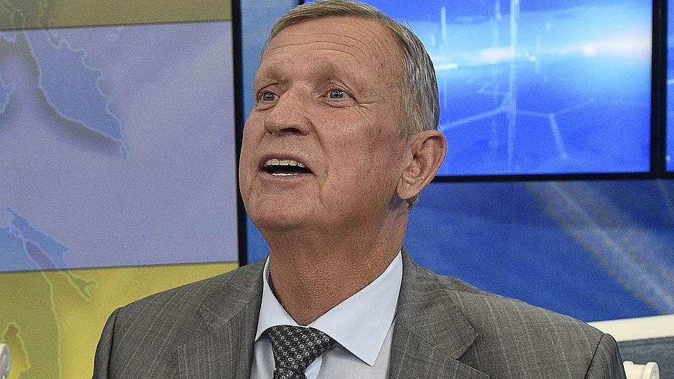 Глава комитета Совета федерации по природопользованию Геннадий Горбунов не стал объяснять, зачем давать ГК «Ростех» столь широкие права на рынке отходов