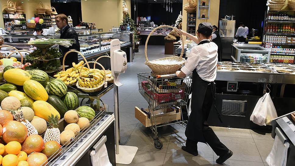 Гражданам по вкусу продуктовое эмбарго