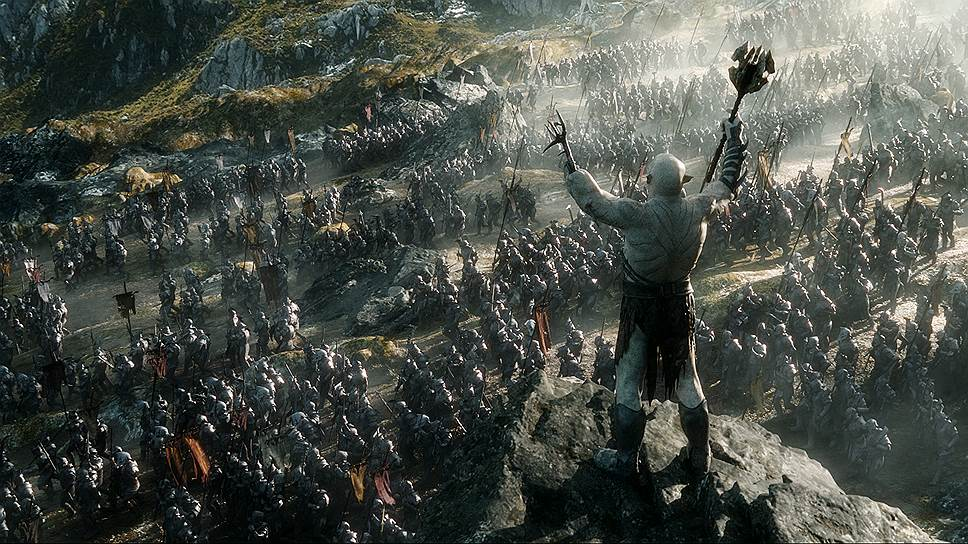 Победа тройственного союза гномов, эльфов и людей над более сплоченными орками в заключительной серии «Хоббита»  долгое время остается под вопросом