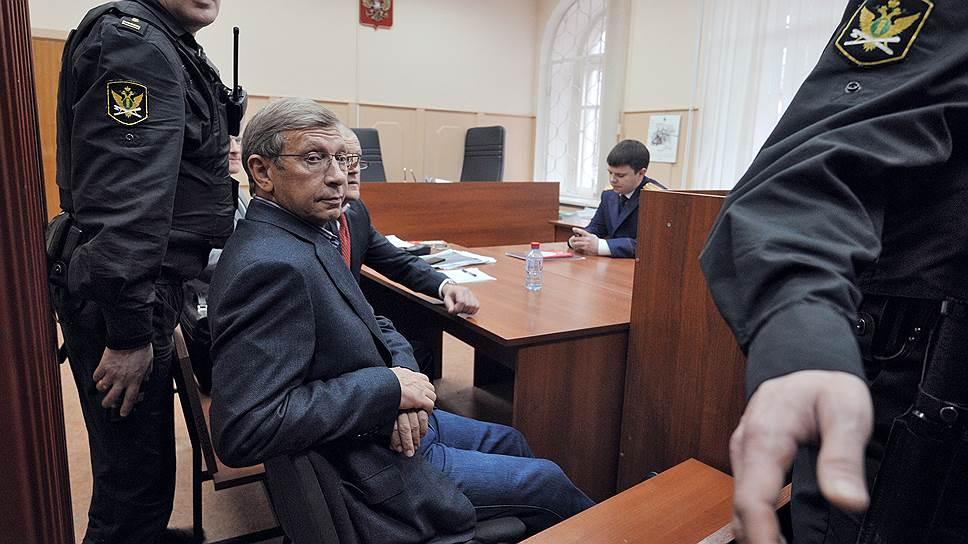 Владимир Евтушенков получил президентское послание