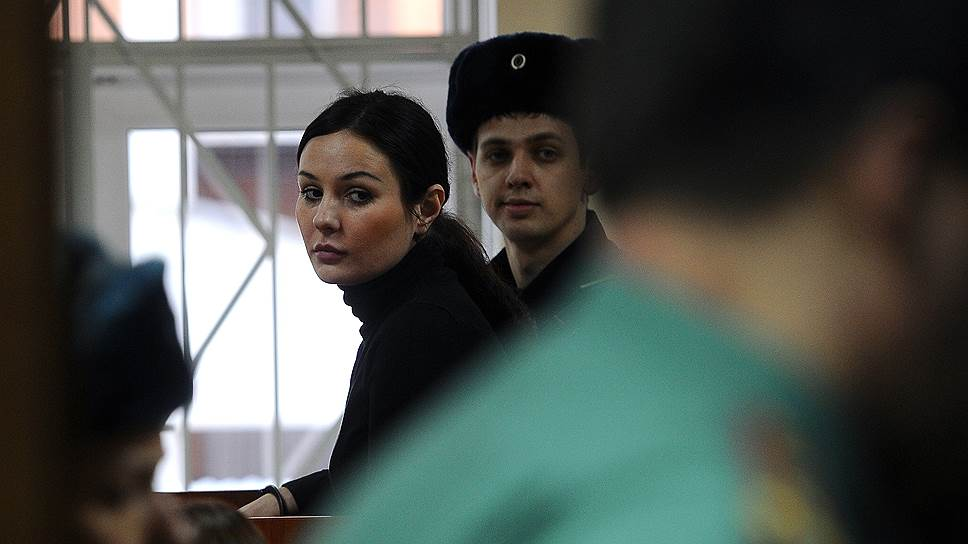 ЕКак Евгения Васильева давала показания