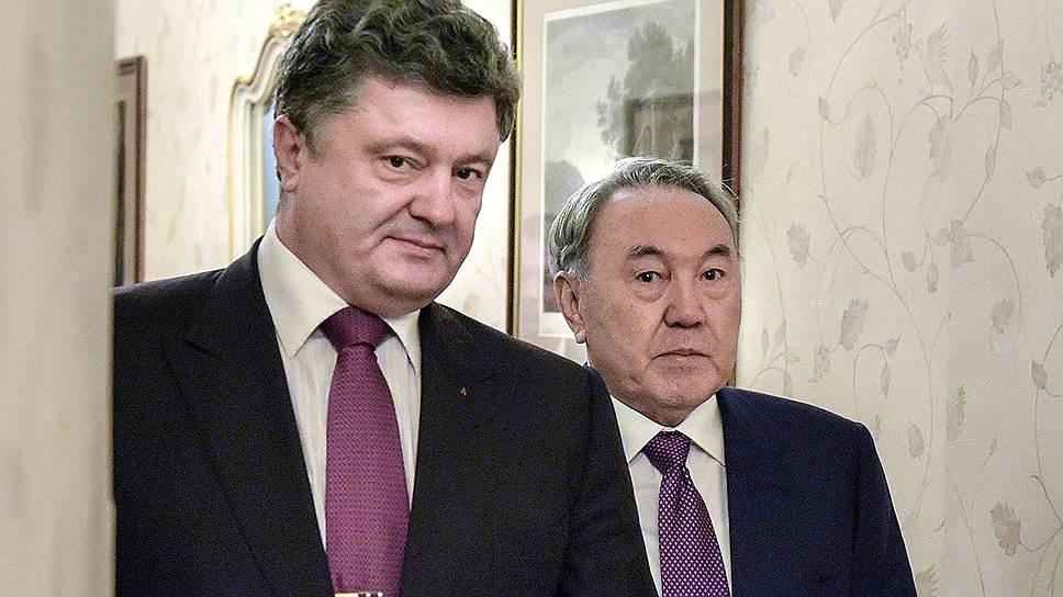 Как Нурсултан Назарбаев вживается в роль посредника