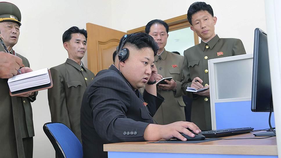 Почему Северную Корею вынули из сети