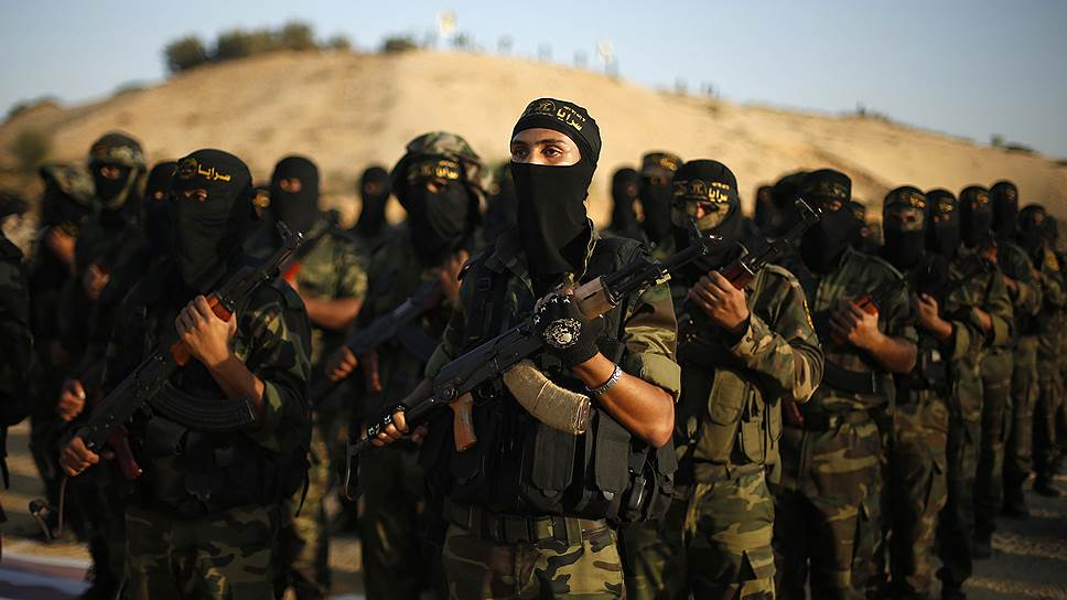 В новый год исламисты вступают триумфаторами: казавшийся химерой халифат почти создан