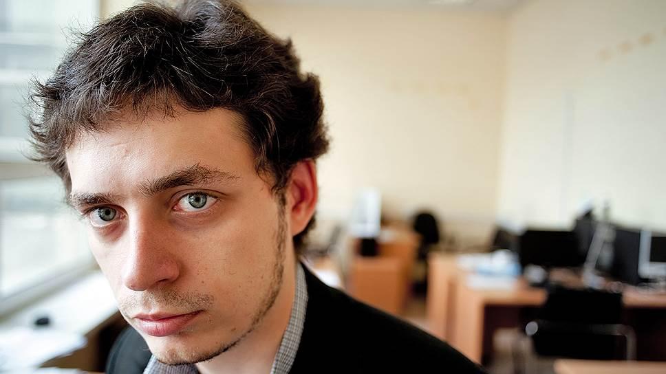 Основатель и гендиректор Caramba TV Михаил Орлов