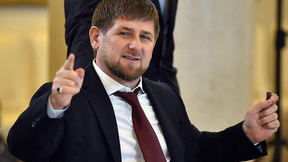 Кого Рамзан Кадыров назвал врагами