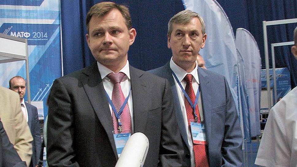 В Минпромторге Юрий Слюсарь наблюдал за авиастроением снаружи, а теперь будет изучать его в ОАК изнутри