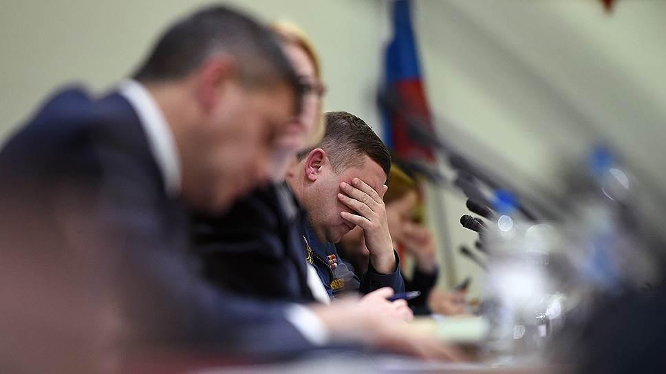 Как с московских предприятий снимали пробу воздуха