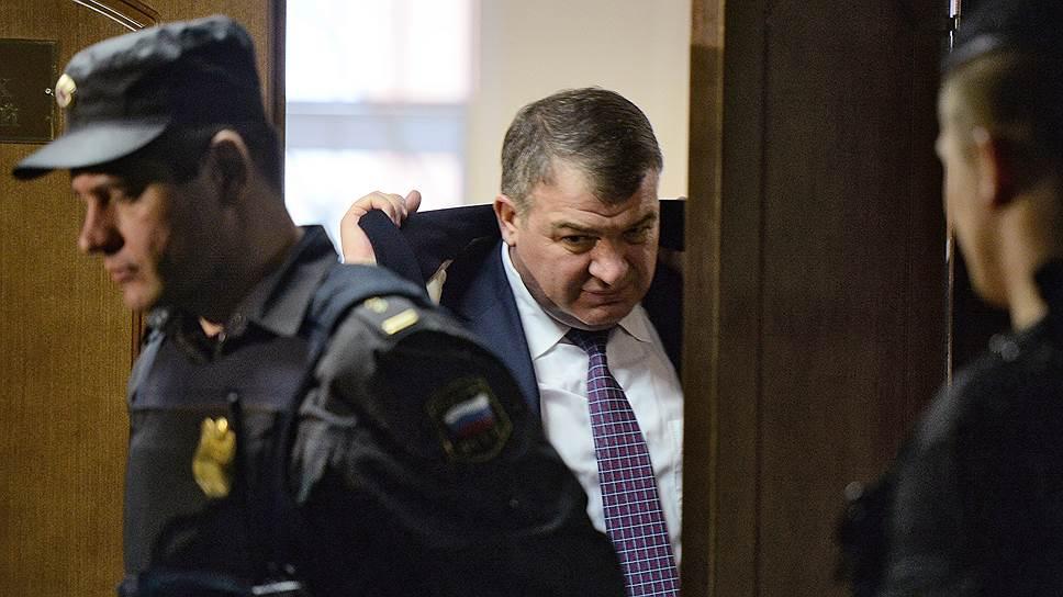 Министр обороны Евгении Васильевой