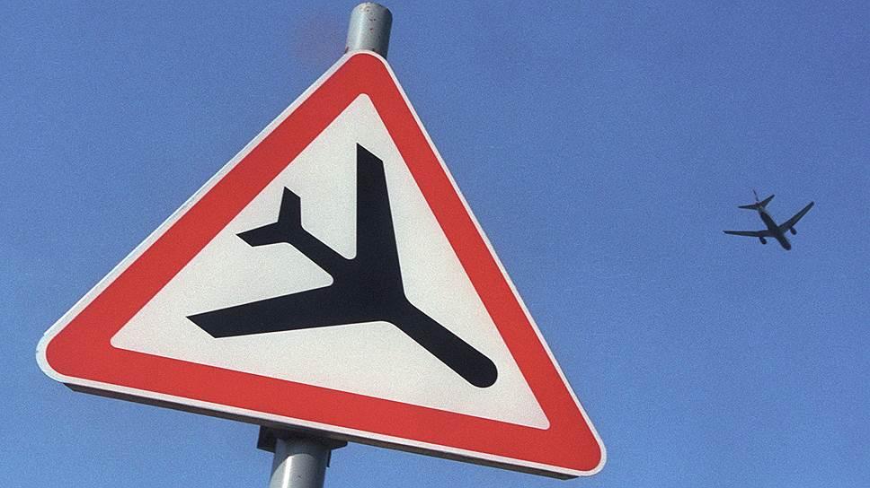 Авиакомпаниям обещают ноль