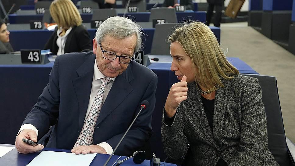 Как Брюссель вырабатывал новую стратегию отношений с Москвой