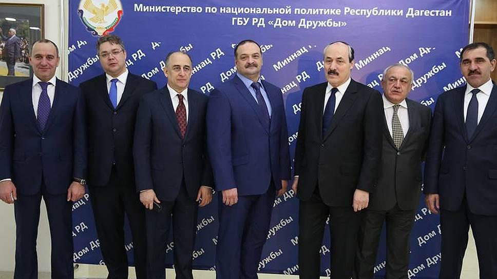 Как Кавказ поклялся в верности Владимиру Путину