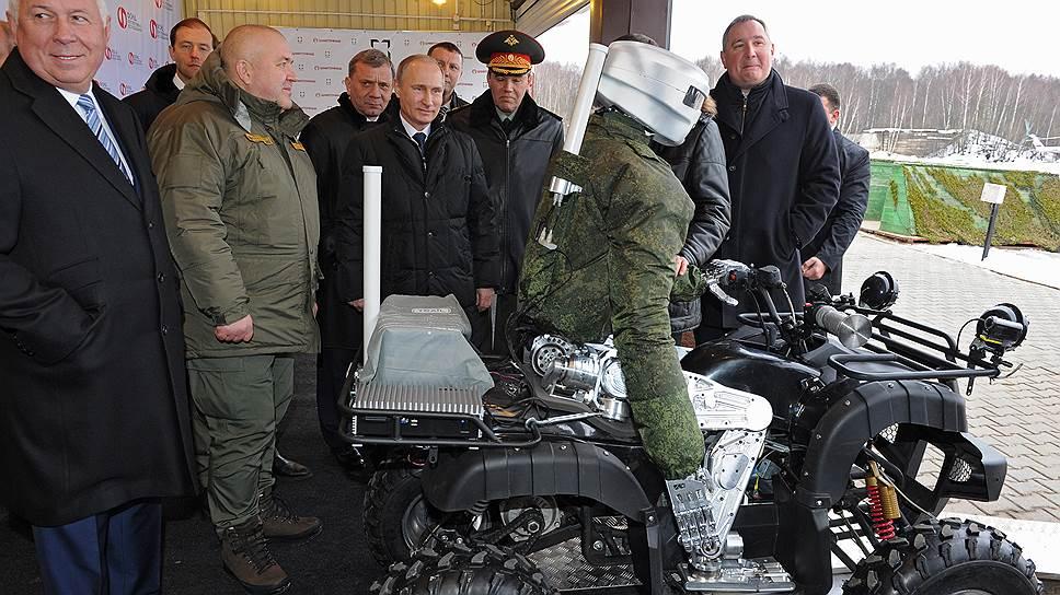 Какой будет военная программа России