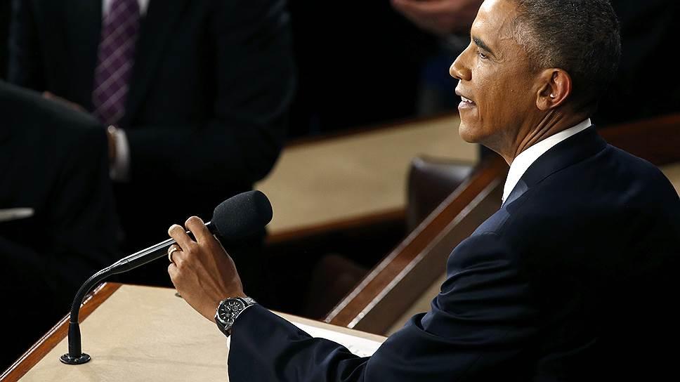 Барак Обама переосмыслил Россию