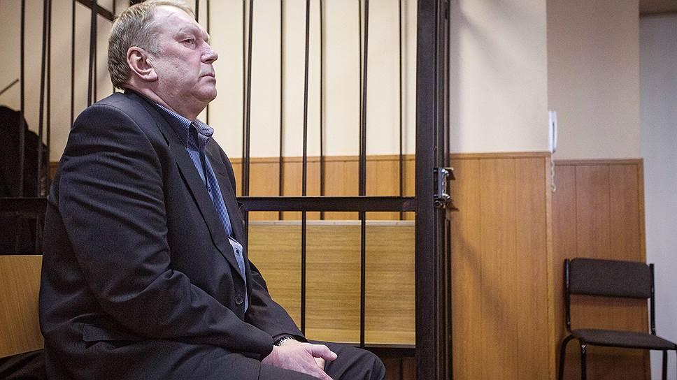 Заключив досудебное соглашение о сотрудничестве, Александр Ушаков получил условный срок
