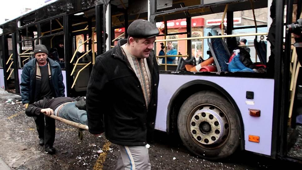 Как трагедия в Донецке поставила вопрос на перемирии
