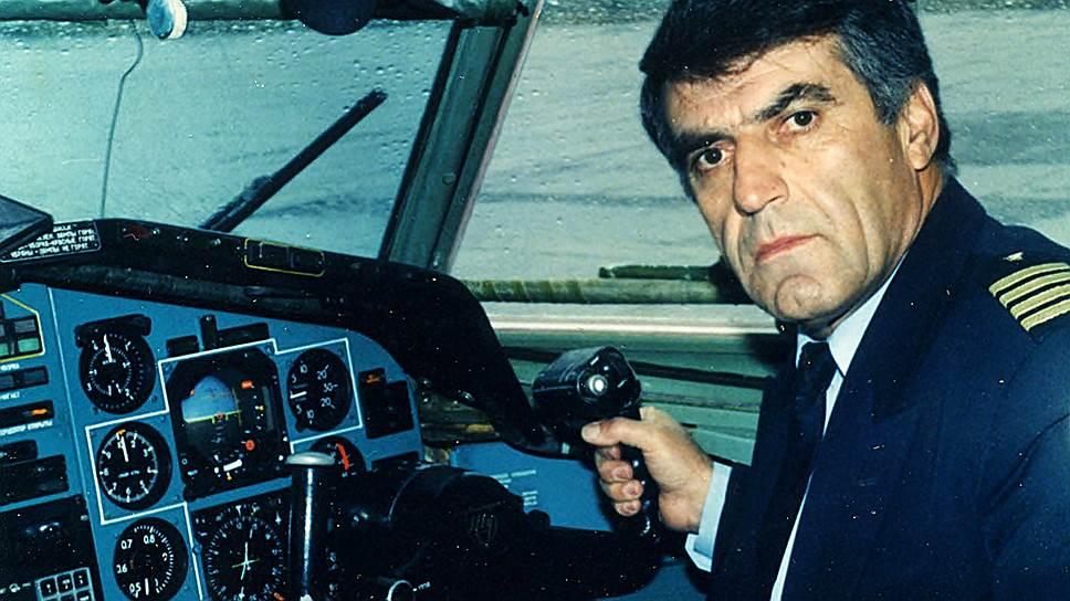 Закаржа Закаржаев, командир разбившегося 4-го декабря 2010 года в аэропорту Домодедово Ту-154М компании «Авиалинии  Дагестана»