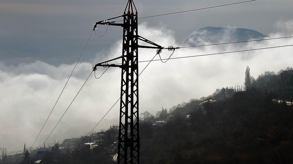 Крым пришлет счет за новый свет