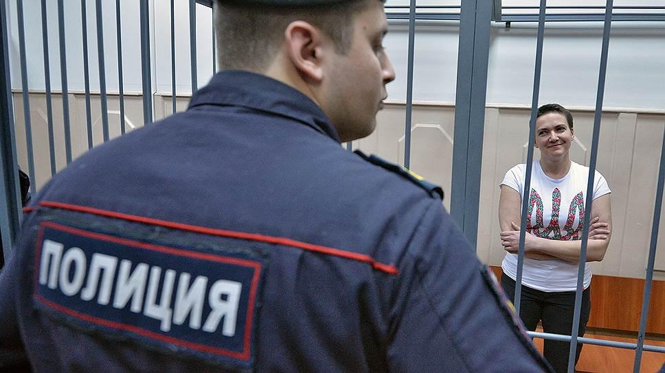 В чем еще обвинили Надежду Савченко