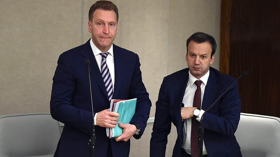 Игорь Шувалов разрешил весь кризис в Думе