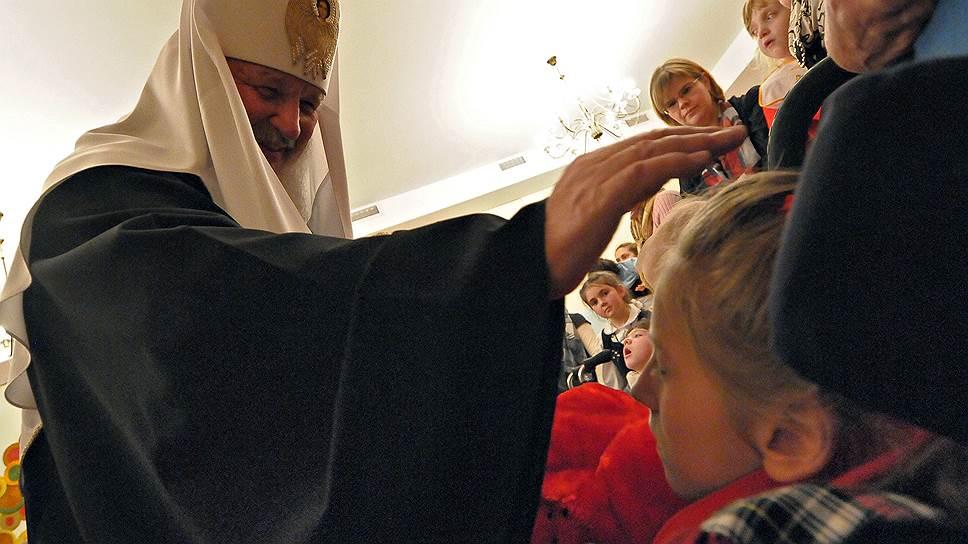 Как патриарх Кирилл предложил изучать религиозные ценности со второго по девятый класс