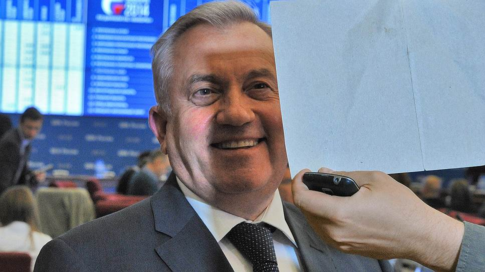 Центризбирком представил Крым в разрезе