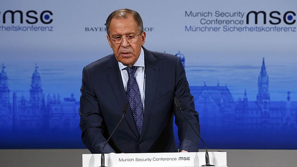 Как в Мюнхене поспорили об украинском конфликте