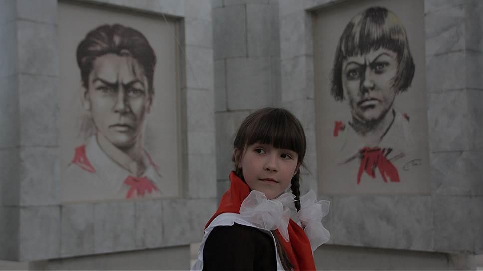 В программе «Панорама» российское кино было представлено дебютным фильмом Натальи Кудряшовой «Пионеры-герои»