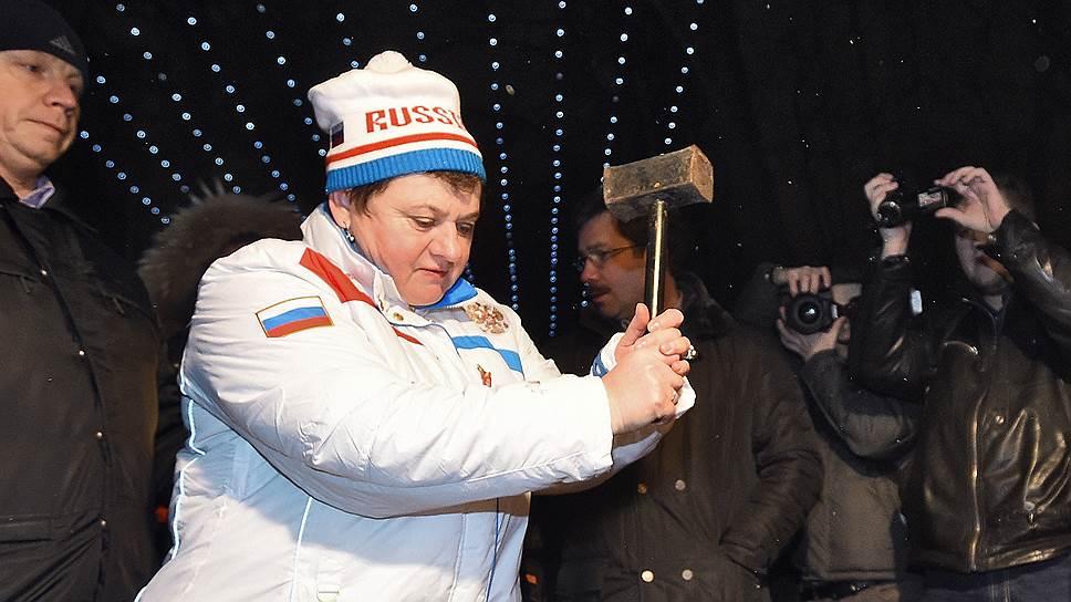 Светлана Орлова (на фото), сменившая на посту губернатора Николая Виноградова, с размахом взялась за превращение Владимира в третью культурную столицу России