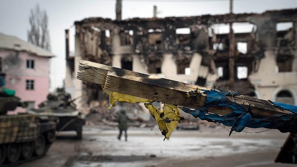 Донбасс ведет артподготовку к саммиту