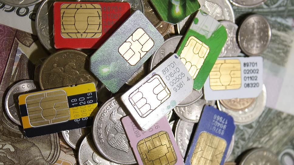 Как в Госдуму был внесен законопроект, ужесточающий  правила продажи SIM-карт