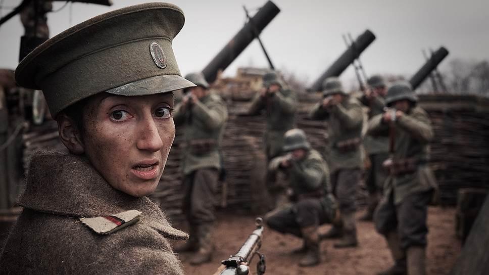 Готовых на самопожертвование героинь «Батальона» на фронте ничего не ждало, кроме смерти или превращения в мужиков